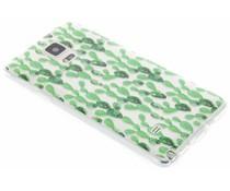 Design TPU siliconen hoesje Samsung Galaxy Note 4