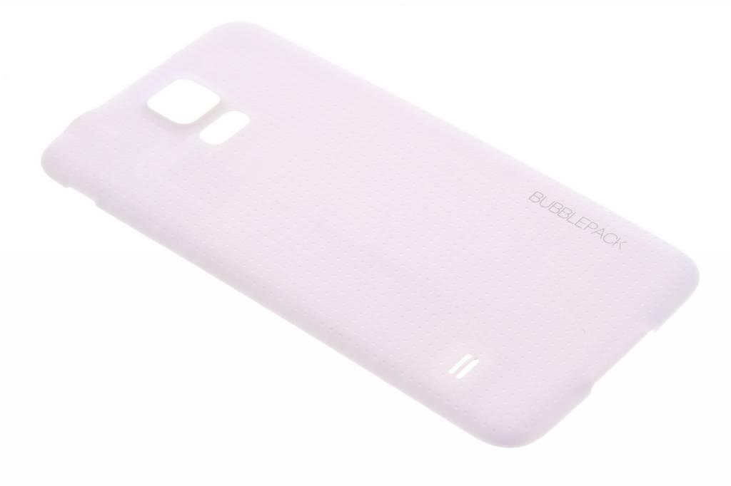 Parelmoer bubblepack batterij cover voor de Samsung Galaxy S5 (Plus) / Neo