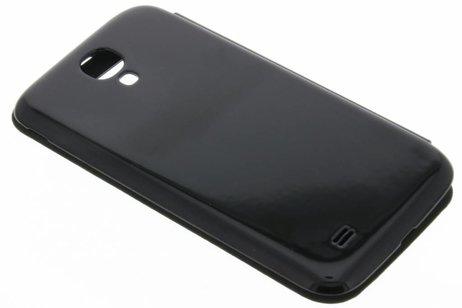 Couverture Flip Noir Pour Les I9500 Samsung Galaxy 9qlIF38T