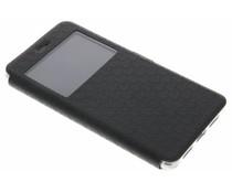 Zwart Rhombus hoesje Huawei P9 Lite