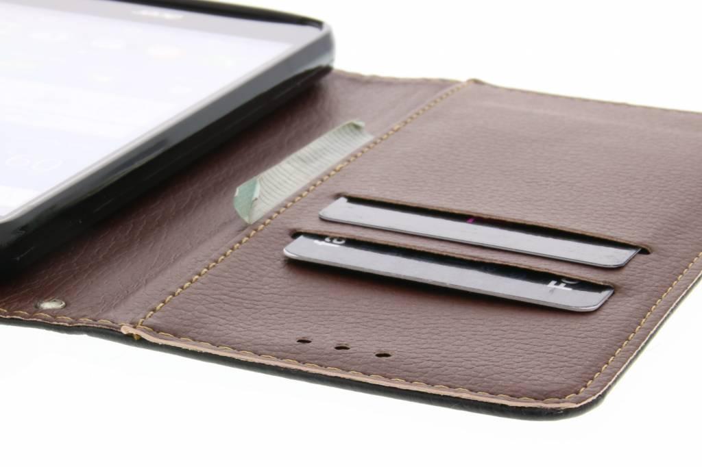 Conception Feuille Verte Cas Booktype Tpu Pour Samsung Galaxy S3 / Neo dqS6A8