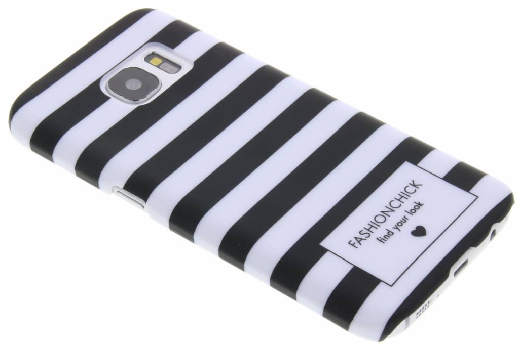 Fashionchick Stripes hardcase hoesje voor de Samsung Galaxy S7