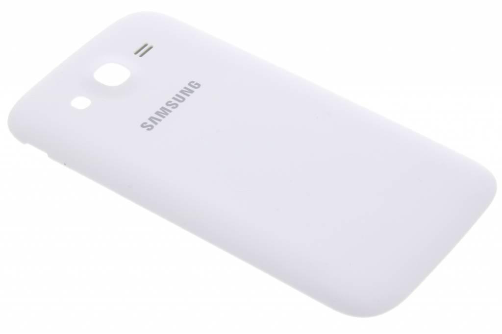 Samsung originele Metallic Back Cover voor de Samsung Galaxy Grand (Neo) - Wit