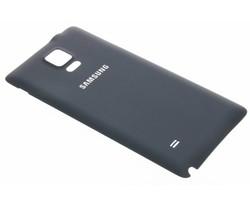 Samsung originele Back Cover Galaxy Note 4 - Zwart