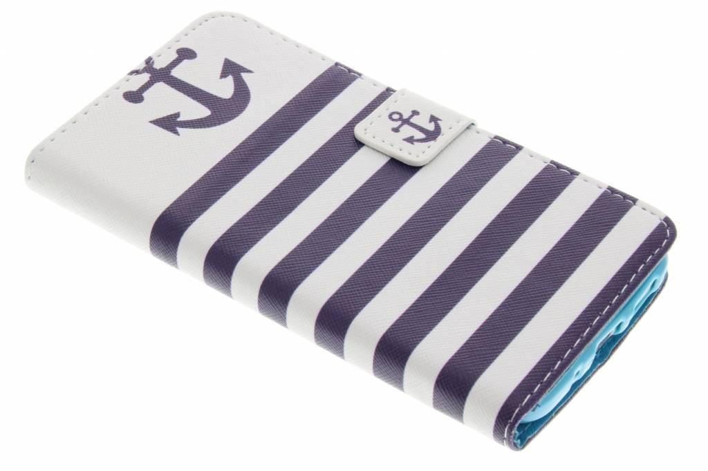 Anker design TPU booktype hoes voor de HTC 10