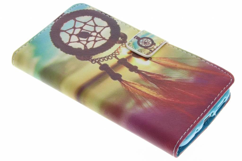 Dromenvanger design TPU booktype hoes voor de HTC 10