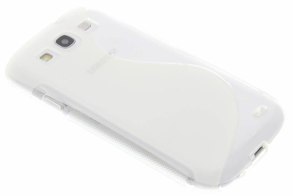S-line flexibel TPU hoesje voor Samsung Galaxy S3 / Neo
