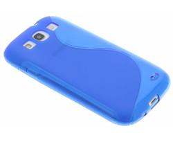Blauw S-line TPU hoesje Samsung Galaxy S3 / Neo