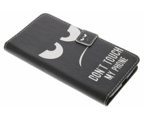 Design TPU booktype hoes Motorola Moto G4 (Plus)
