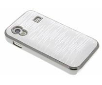 Zilver electric design hardcase hoesje Samsung Galaxy Ace