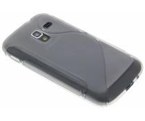 Grey S-line TPU hoesje Samsung Galaxy Ace 2
