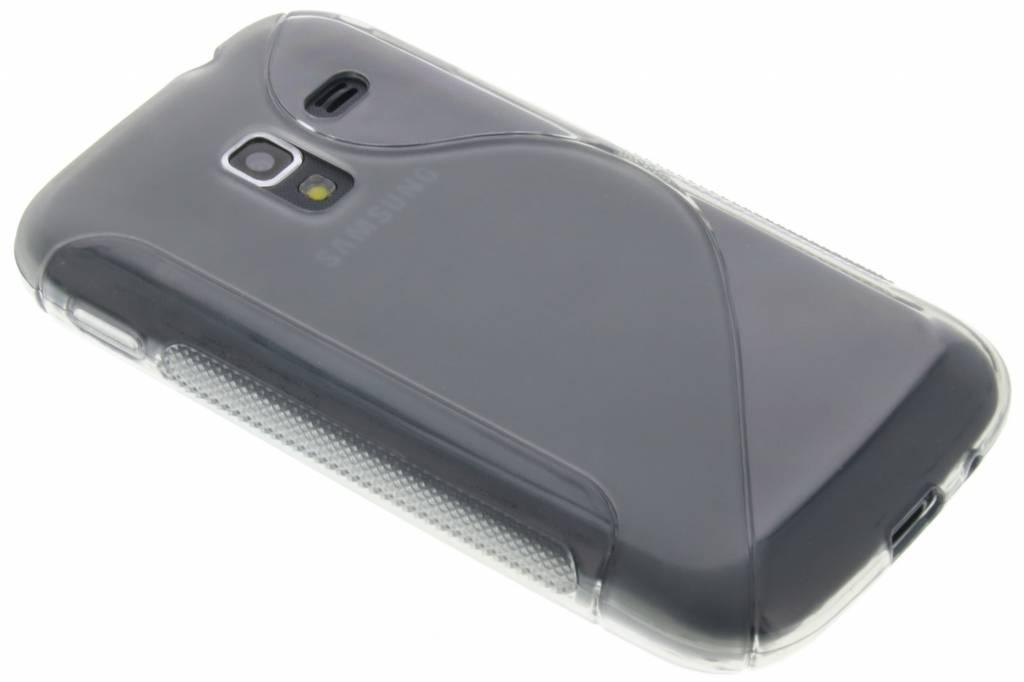 S-line flexibel TPU hoesje voor Samsung Galaxy Ace 2 i8160