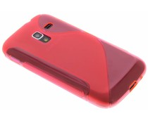 Rosé S-line TPU hoesje Samsung Galaxy Ace 2
