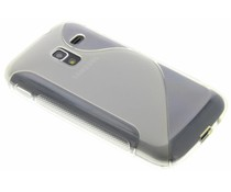 Transparant S-line TPU hoesje Samsung Galaxy Ace 2