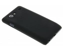 Zwart hardcase Samsung Galaxy S Advance