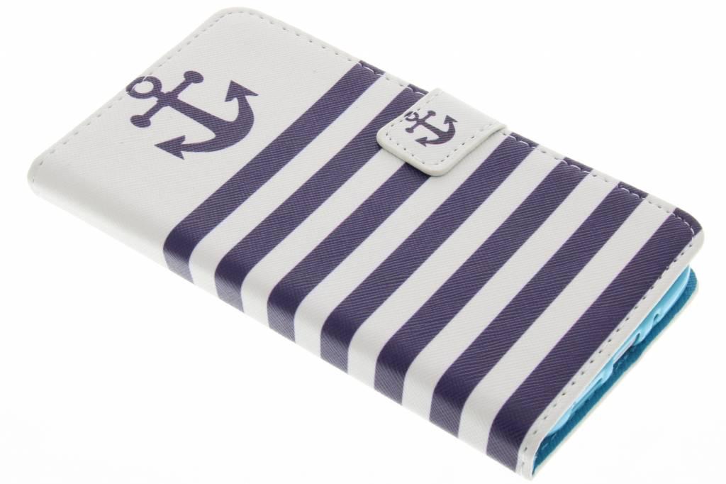 Anker design TPU booktype hoes voor de LG G5 (SE)