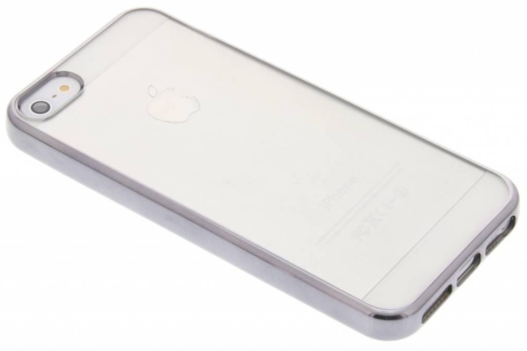 Fonex Sparkling Soft Case voor de iPhone 5 / 5s / SE - Zwart
