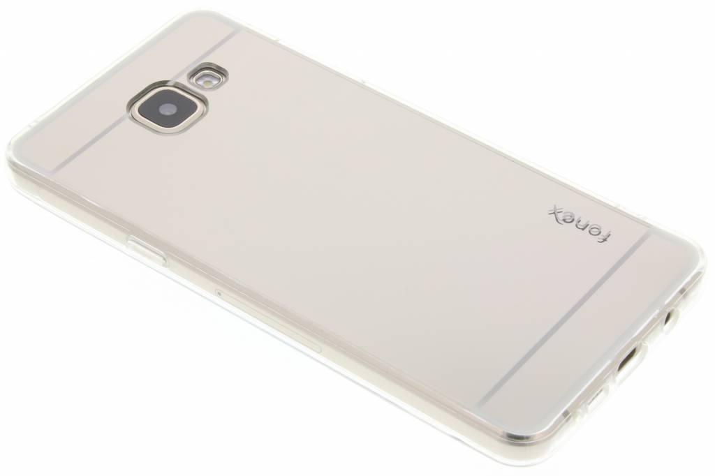 Fonex Mirror Vanity TPU Case voor de Samsung Galaxy A5 (2016) - Zilver