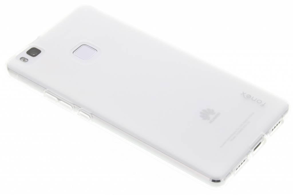 Fonex Invisible Ultra Thin Case voor de Huawei P9 Lite - Transparant