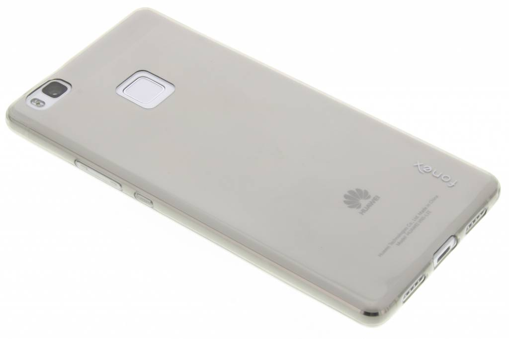 Fonex Invisible Ultra Thin Case voor de Huawei P9 Lite - Zwart