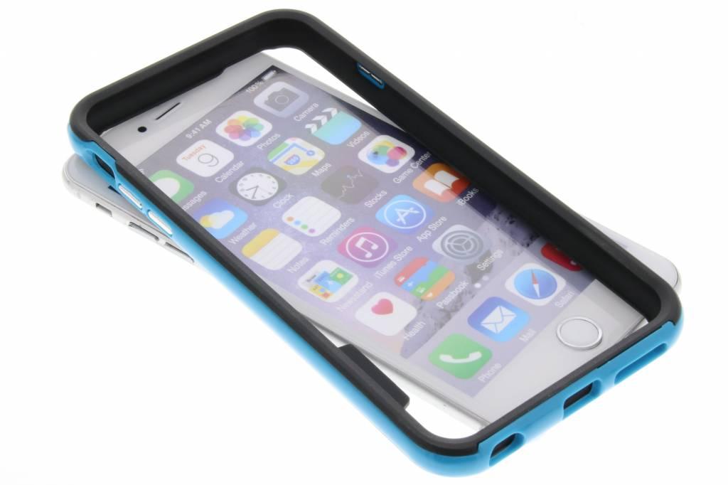 Blauwe bumper voor de iPhone 6(s) Plus