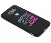 Glow in the dark TPU case LG G5 (SE)