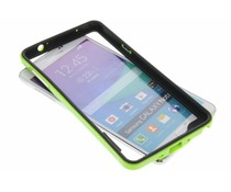 Groen bumper Samsung Galaxy Note 4