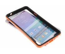 Oranje bumper Samsung Galaxy Note 4