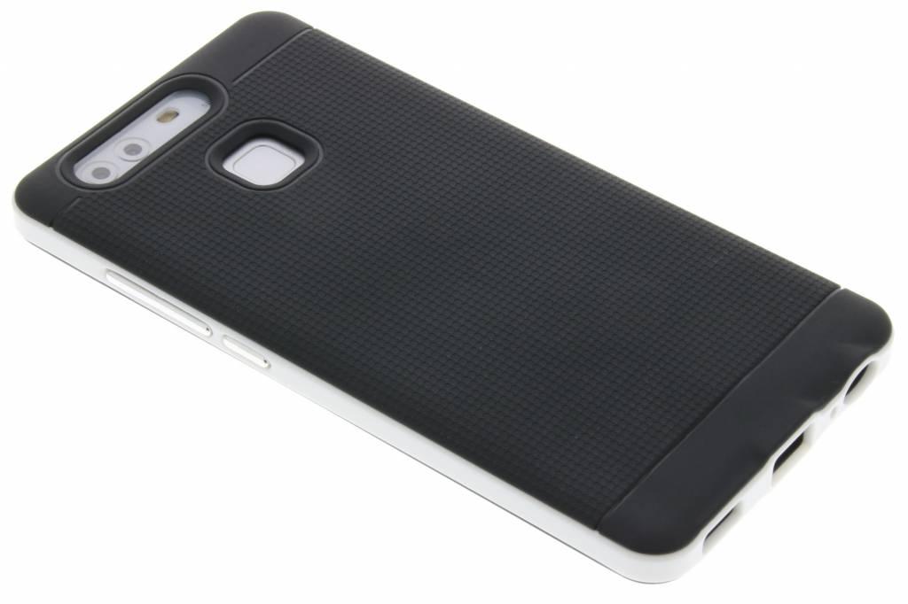 Witte TPU Protect case voor de Huawei P9