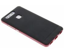 Fuchsia TPU Protect case Huawei P9