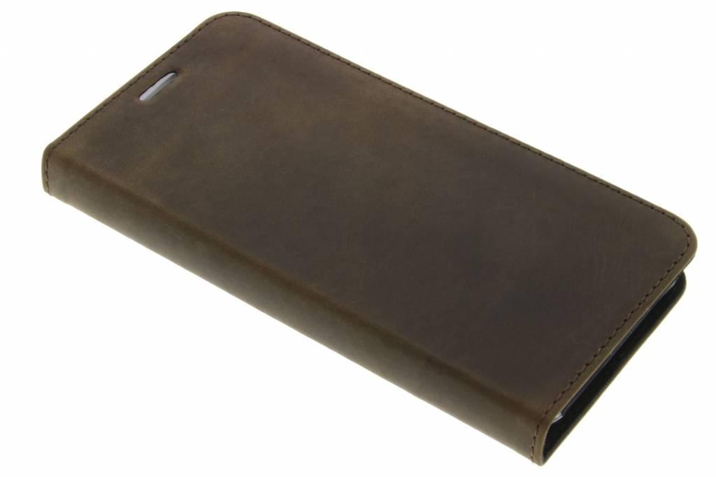 Valenta Booklet Classic Style voor de Samsung Galaxy S7 Edge - Vintage Bruin