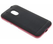 Fuchsia TPU Protect case Motorola Moto G4 Play