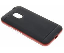 Rood TPU Protect case Motorola Moto G4 Play
