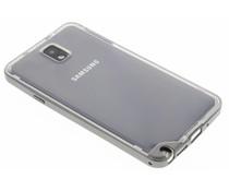 Grijs bumper TPU case Samsung Galaxy Note 3