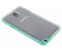 Groen bumper TPU case Samsung Galaxy Note 3