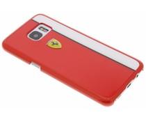 Ferrari Paddock Hard Case Samsung Galaxy S7 Edge