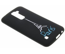 Glow in the dark TPU case LG K10
