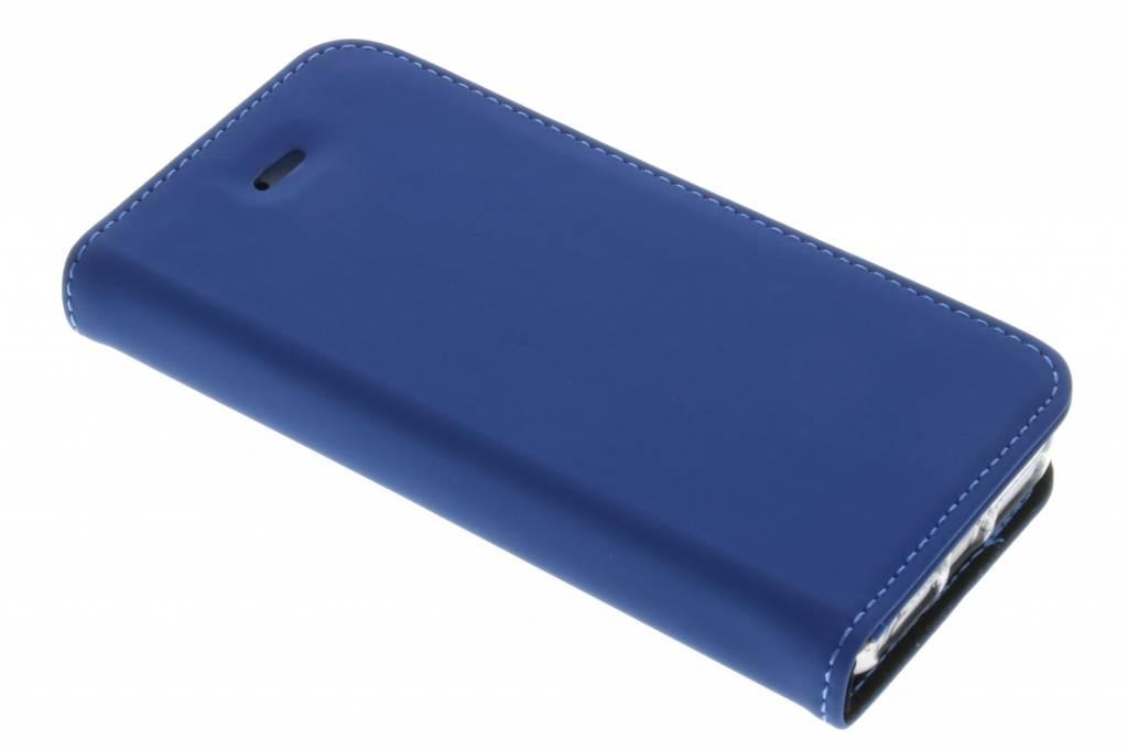 Image of Booklet voor de iPhone 5 / 5s / SE - Blue