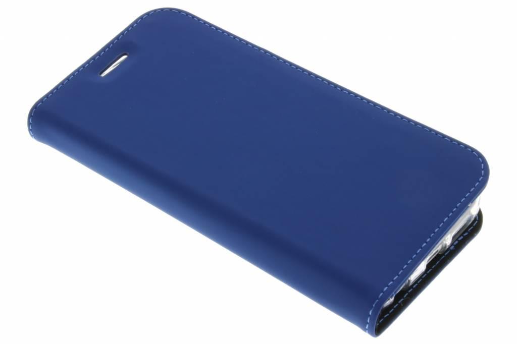 Accezz Booklet voor de Samsung Galaxy S6 Edge - Blue