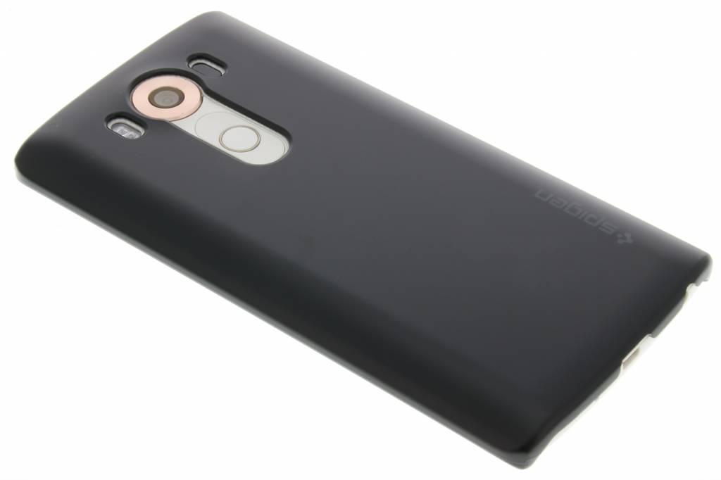 Spigen Thin Fit Hardcase hoesje voor de LG V10 - Zwart