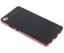 Fuchsia TPU Protect case Huawei P8