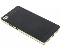 Goud TPU Protect case Huawei P8