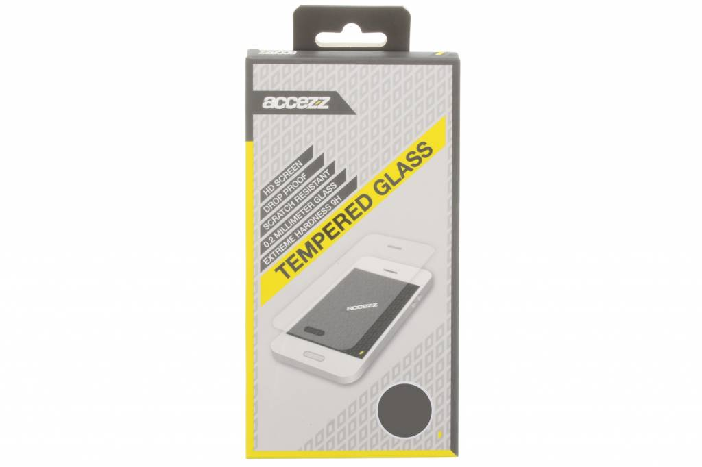 Accezz Xtreme Glass Protector voor de Samsung Galaxy S6 Edge