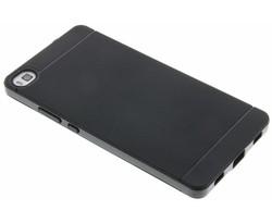 Zwart TPU Protect case Huawei P8