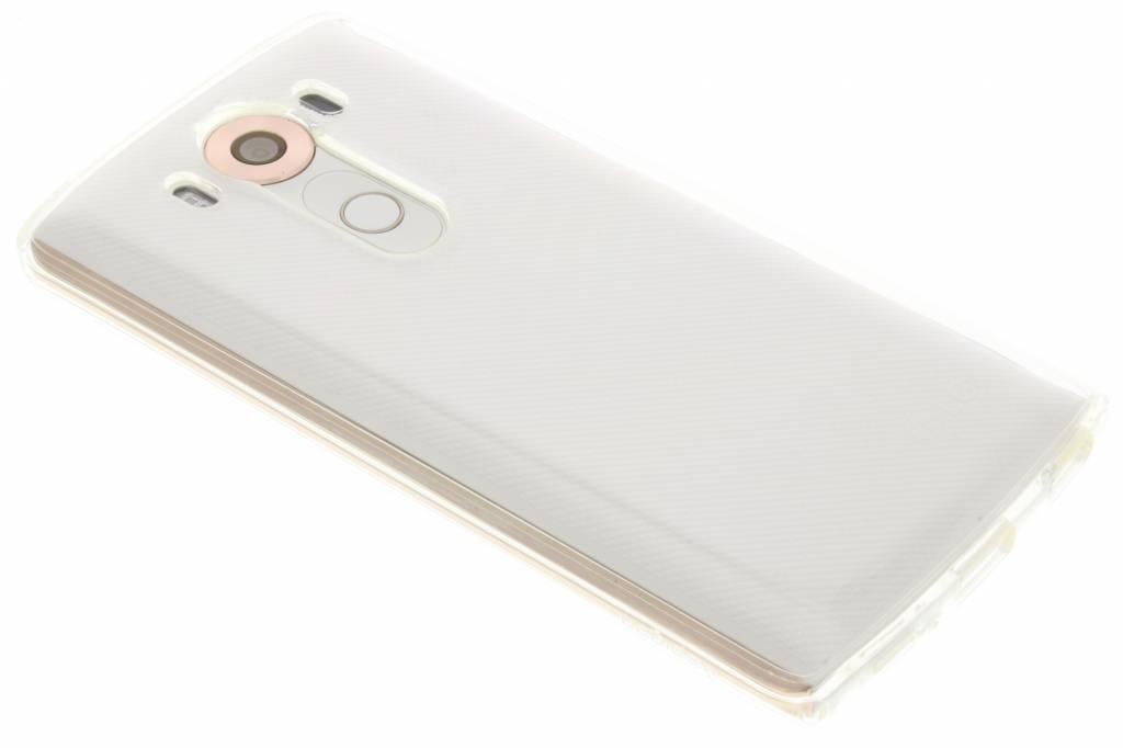 Spigen Ultra Hybrid Case voor de LG V10 - Transparant