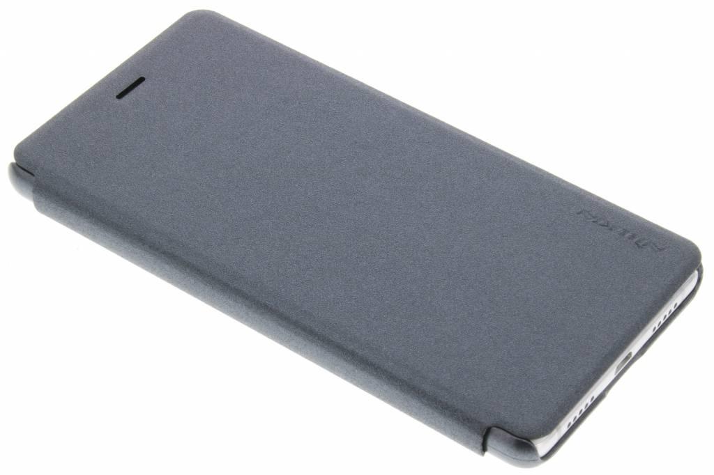 Nillkin Sparkle slim booktype hoes voor de Huawei P9 Lite - Zwart