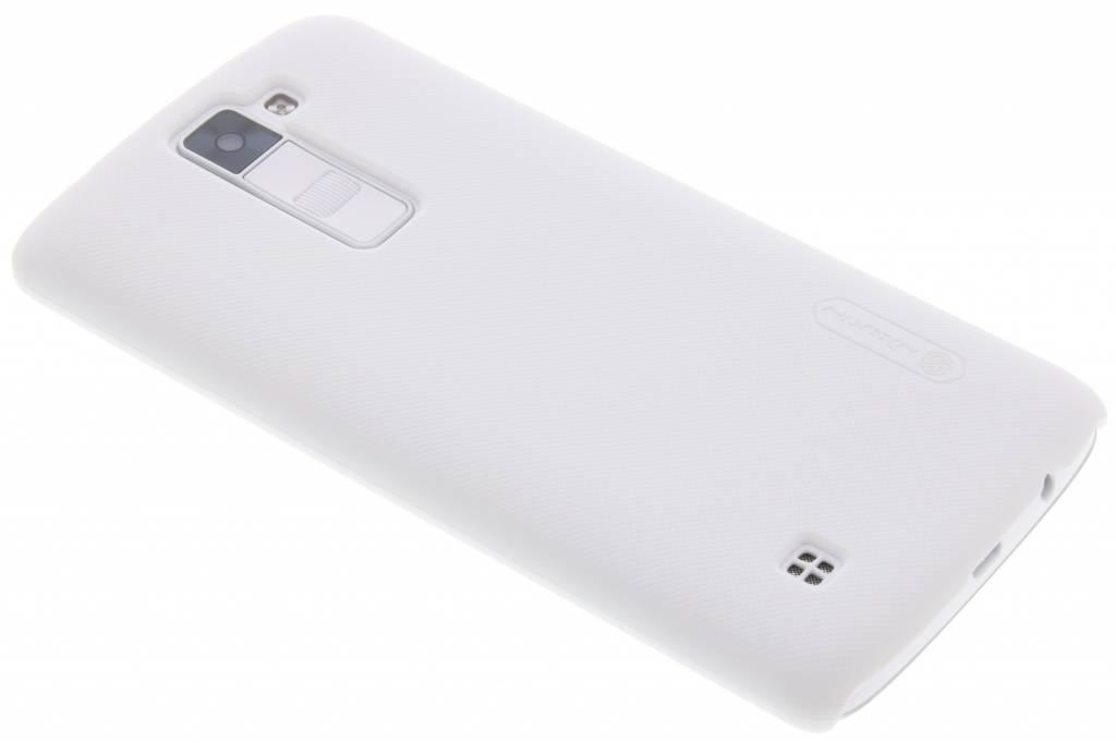 Nillkin Frosted Shield hardcase hoesje voor de LG K8 - Wit