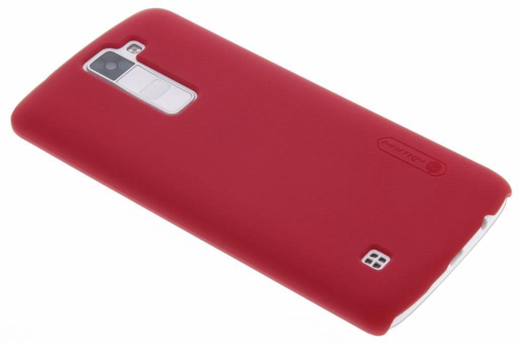 Nillkin Frosted Shield hardcase hoesje voor de LG K8 - Rood