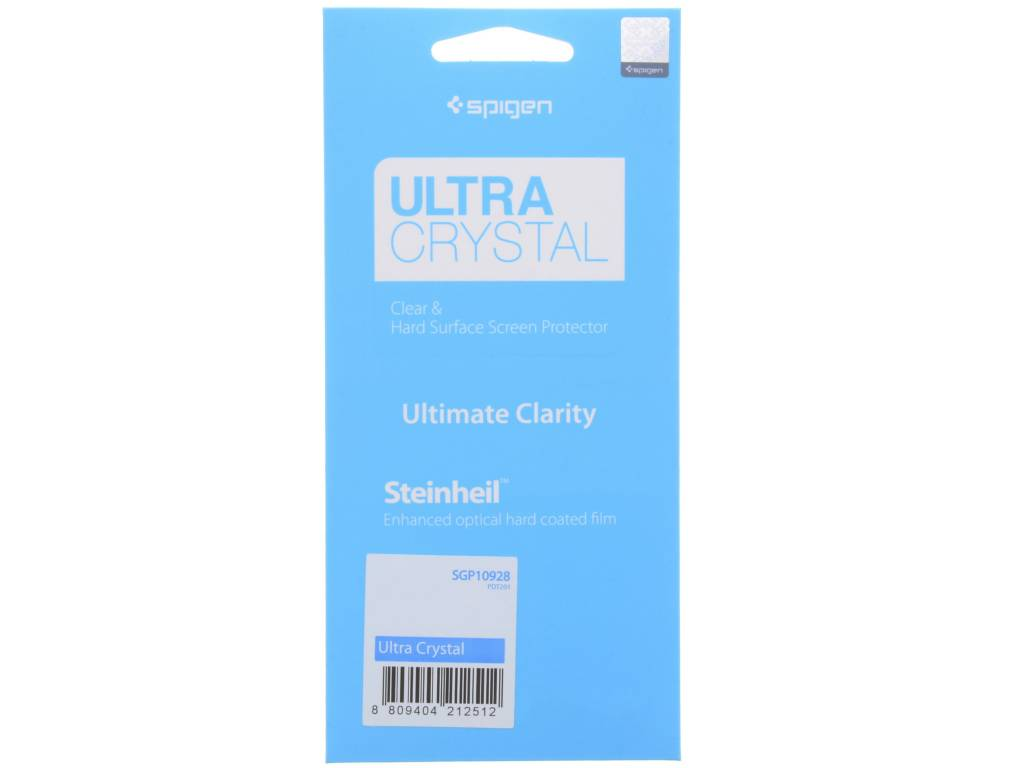 Image of 2x + 1x Back Ultra Crystal Screen Protector iPhone 6(s) Plus