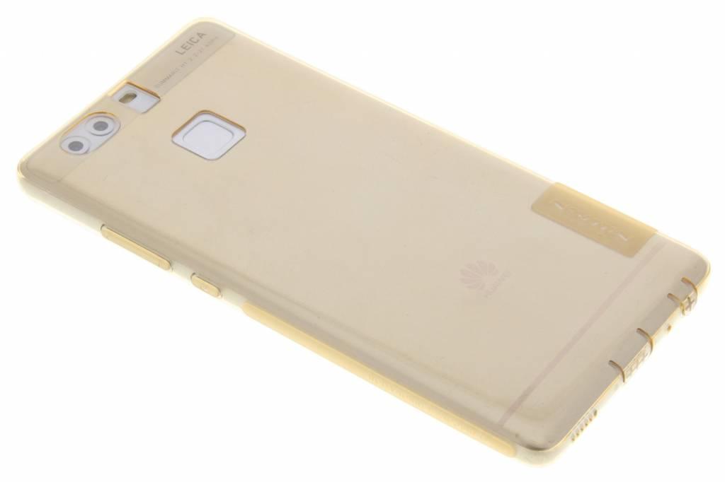 Nillkin Nature TPU case voor de Huawei P9 - Oranje